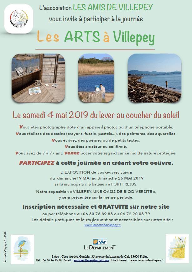 Journée photographie à Villepey