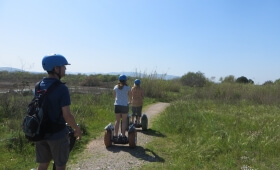 Ecos Event Segway tour