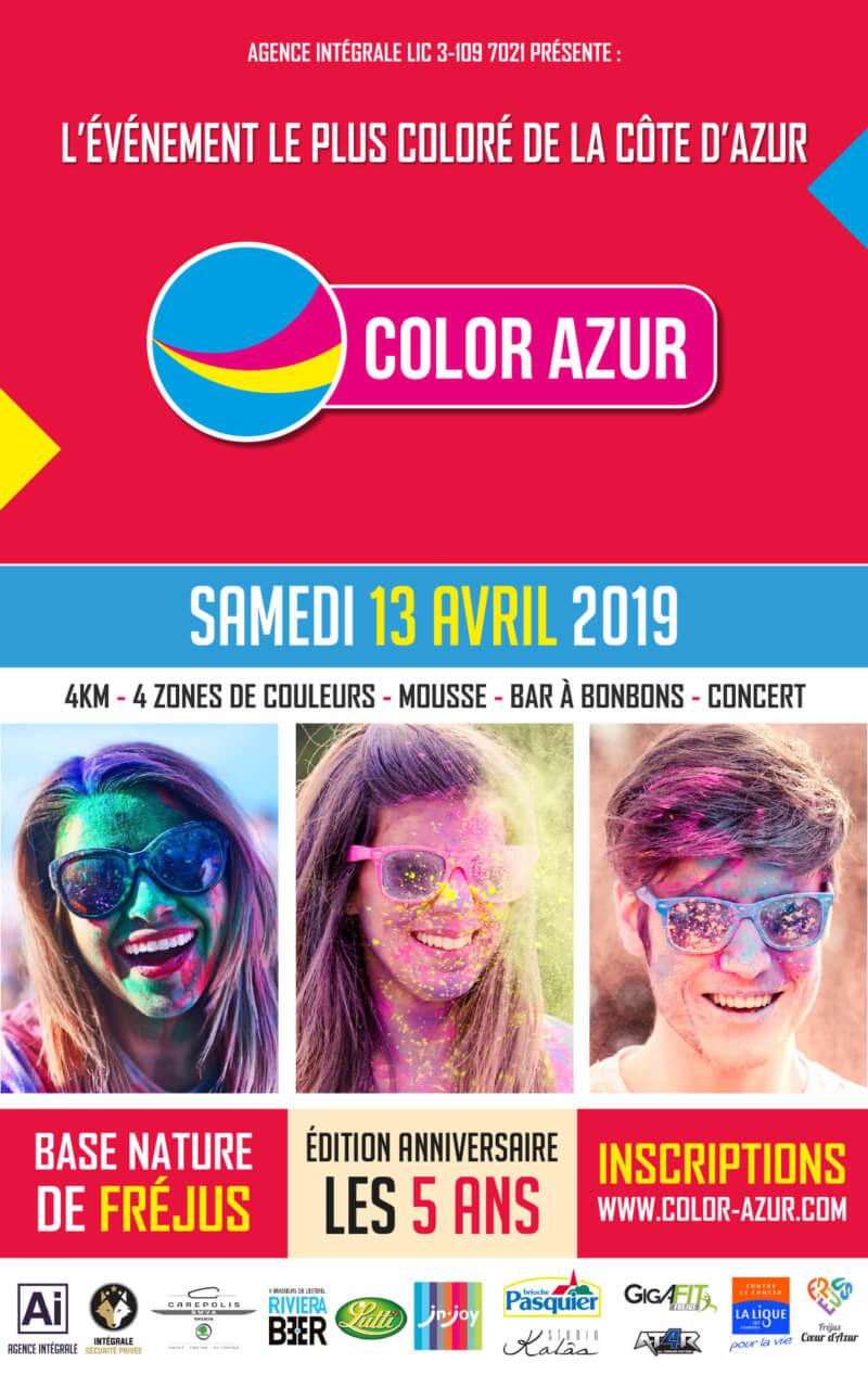Color Azur
