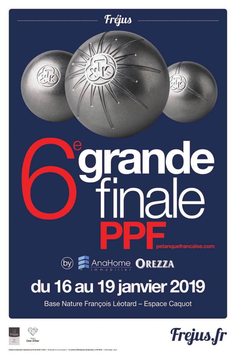 Grande Finale Passion Pétanque Française