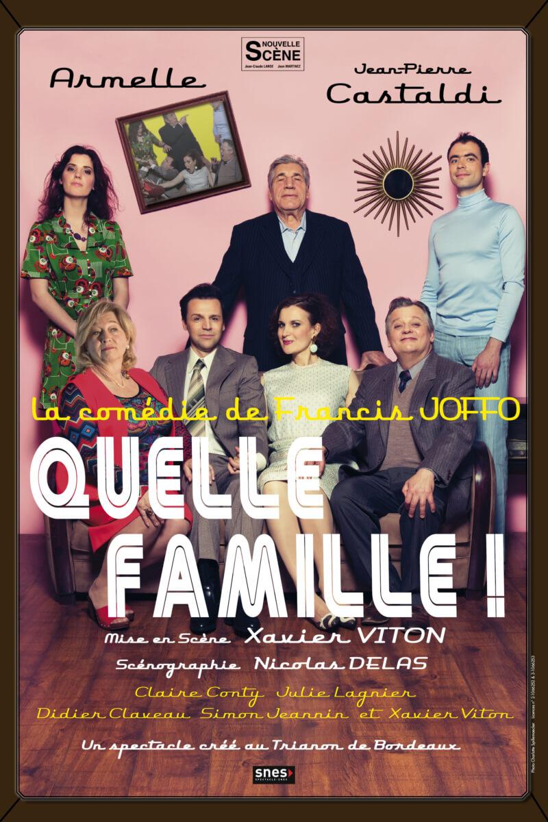"""Les Nuits Auréliennes """"Quelle Famille"""""""