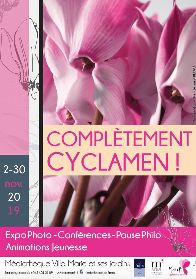 "Conférence ""Les Cyclamens"""