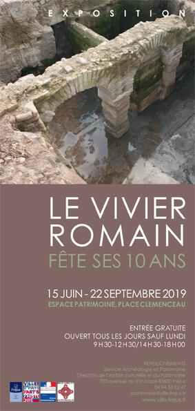 Le vivier romain fête ses 10 ans !