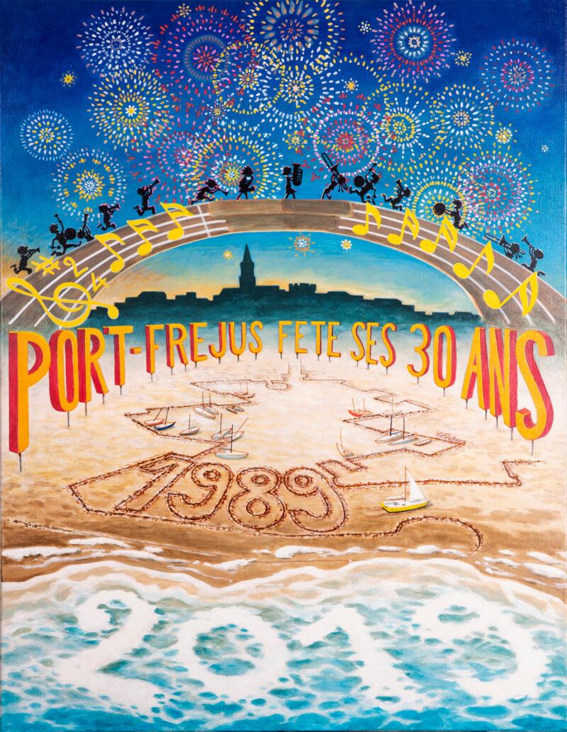 Port-Fréjus fête ses 30 ans