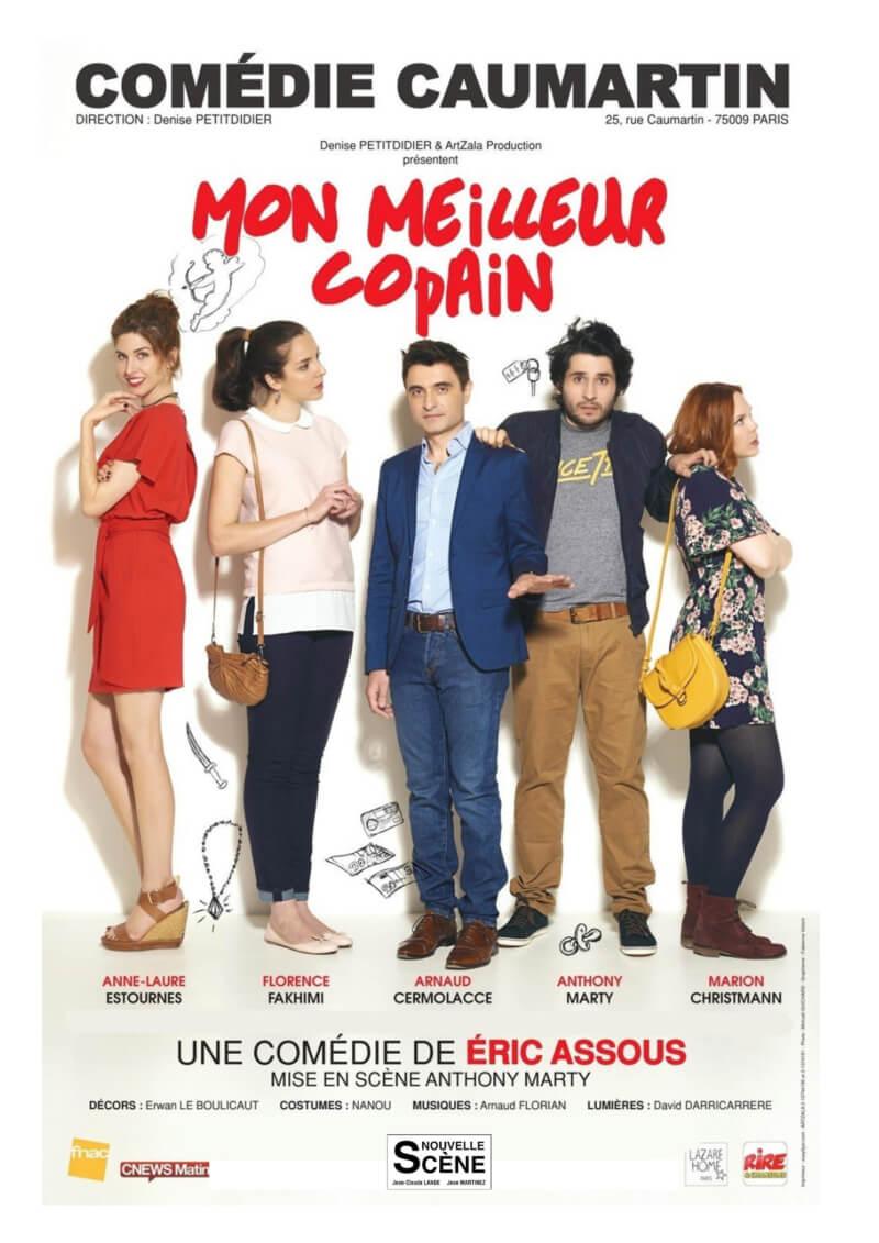 """Les Nuits Auréliennes """"mon meilleur copain"""""""
