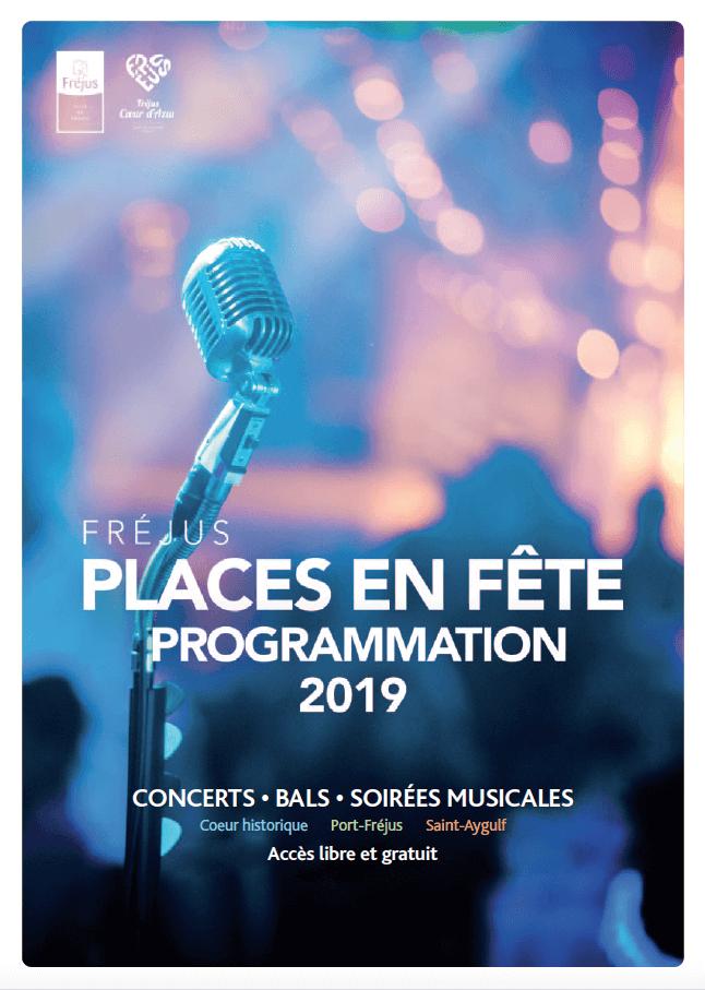 """Places en fête """"Manon Chemam"""""""