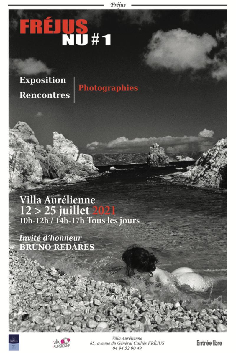EXPOSITION DE PHOTOGRAPHIES «FRÉJUS NU #1 »