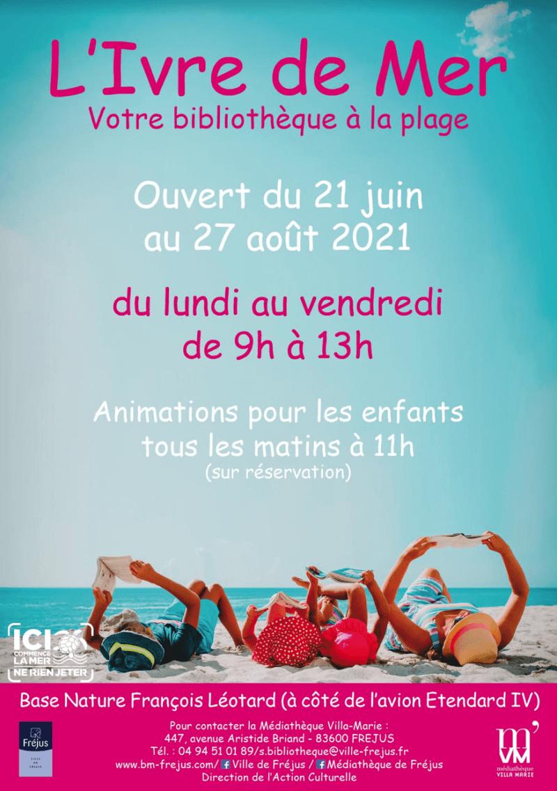 Season launch of L'Ivre de mer
