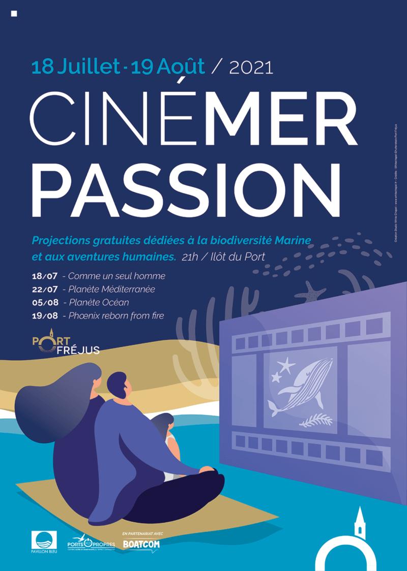 "Ciné-Mer passion ""Mediterranean Planet"""