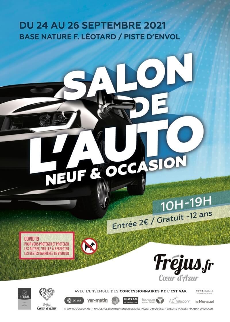 Salon de l'Auto Neuf et Occasion